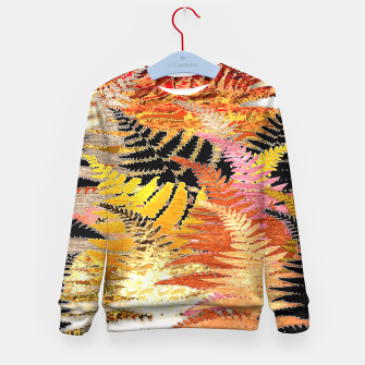 Thumbnail image of Ferns Kid's Sweater, Live Heroes