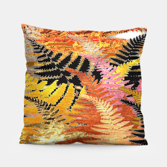 Ferns Pillow thumbnail image