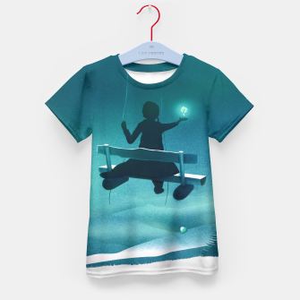 Thumbnail image of Lucky You T-Shirt für Kinder, Live Heroes