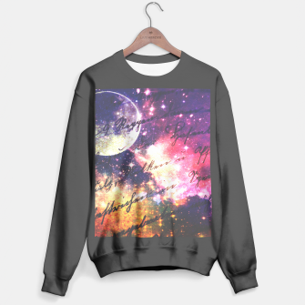 Letter from outer space Sweater regular thumbnail image