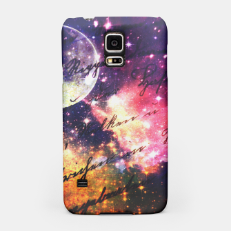 Letter from outer space Samsung Case thumbnail image