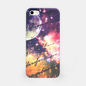 Letter from outer space iPhone Case thumbnail image