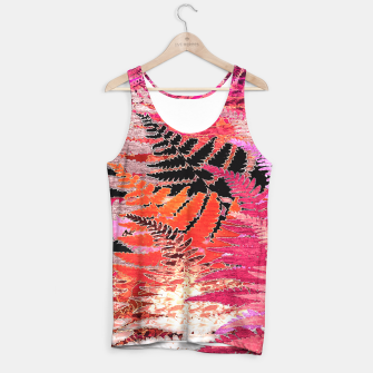 Thumbnail image of Ferns, Morning Blush Tank Top, Live Heroes