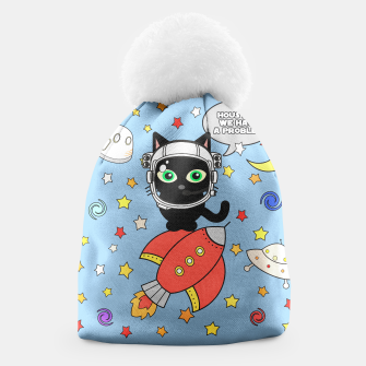 Miniaturka Space Cat - Houston we have a problem Beanie, Live Heroes
