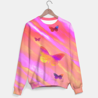 Thumbnail image of Sunshine Wings Sweater, Live Heroes