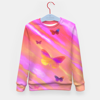Thumbnail image of Sunshine Wings Kid's Sweater, Live Heroes