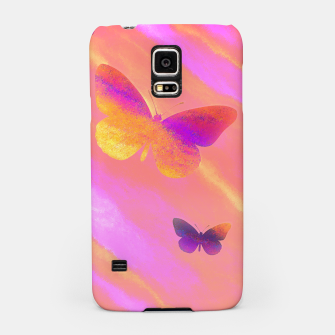 Thumbnail image of Sunshine Wings Samsung Case, Live Heroes