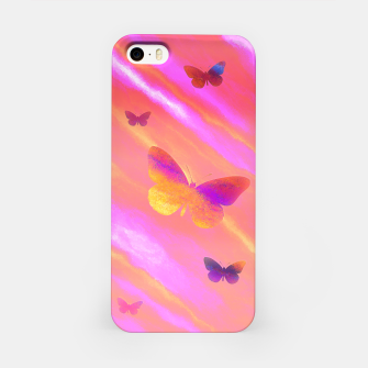 Thumbnail image of Sunshine Wings iPhone Case, Live Heroes