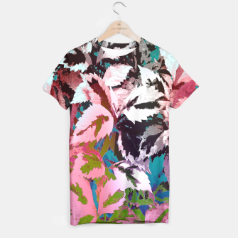 Thumbnail image of More Lovely Leaves T-shirt, Live Heroes