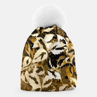 Thumbnail image of More Lovely Leaves, Sienna Beanie, Live Heroes