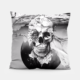 Thumbnail image of Skeleton Pillow, Live Heroes