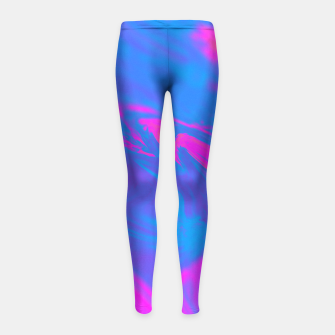 Thumbnail image of Better Girl's Leggings, Live Heroes