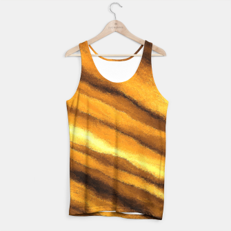 Thumbnail image of Soft, Amber Strands Tank Top, Live Heroes