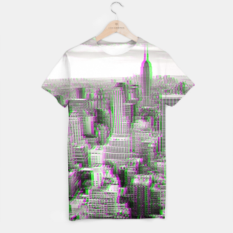 Thumbnail image of ̶G̶l̶ι̶τ̶ς̶н in the Skyline T-shirt, Live Heroes
