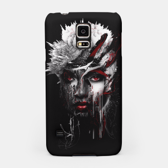 Thumbnail image of Red Eyes Samsung Case, Live Heroes