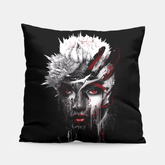 Thumbnail image of Red Eyes Pillow, Live Heroes