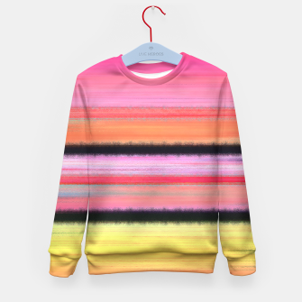 Thumbnail image of Brilliant Moment Kid's Sweater, Live Heroes
