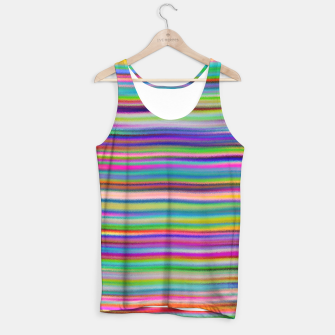 Thumbnail image of Luminous Waves Tank Top, Live Heroes