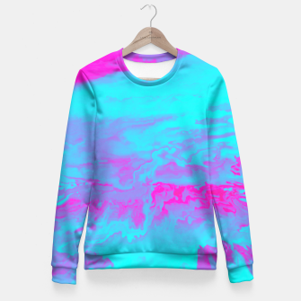 Thumbnail image of Consistency Fitted Waist Sweater, Live Heroes