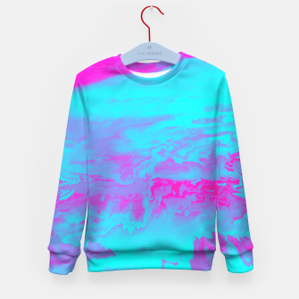 Thumbnail image of Consistency Kid's Sweater, Live Heroes