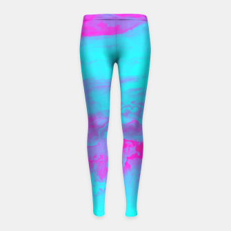 Thumbnail image of Consistency Girl's Leggings, Live Heroes