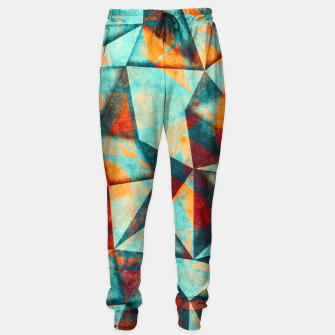 Thumbnail image of triangle Sweatpants, Live Heroes