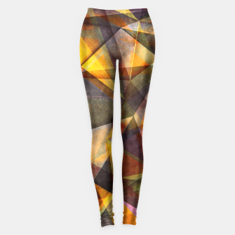 Thumbnail image of oranges Leggings, Live Heroes