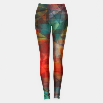 Thumbnail image of space 2 Leggings, Live Heroes