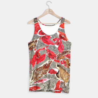 Thumbnail image of Softly Falling Tank Top, Live Heroes