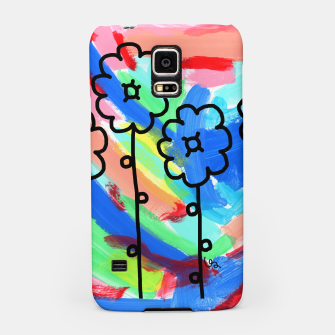 Thumbnail image of PEACE LOOKS LIKE THIS #19 Samsung Case, Live Heroes