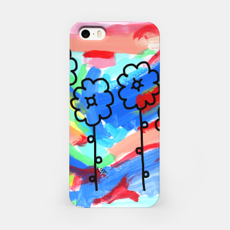 Thumbnail image of PEACE LOOKS LIKE THIS #19 iPhone Case, Live Heroes