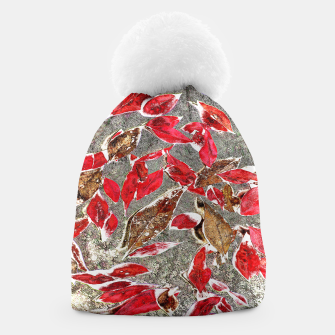 Thumbnail image of Softly Falling Beanie, Live Heroes