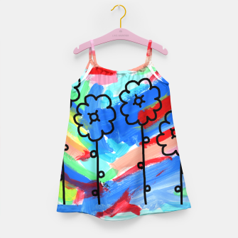 Thumbnail image of PEACE LOOKS LIKE THIS #19 Girl's Dress, Live Heroes