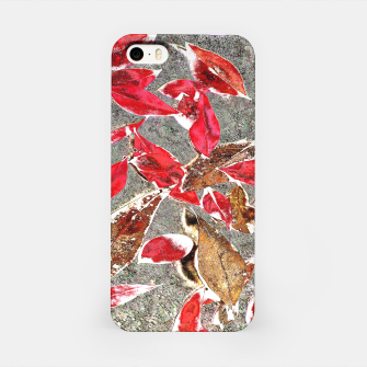 Thumbnail image of Softly Falling iPhone Case, Live Heroes