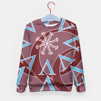 Thumbnail image of Intensity Kid's Sweater, Live Heroes