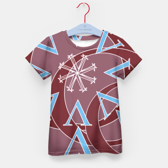 Thumbnail image of Intensity Kid's T-shirt, Live Heroes