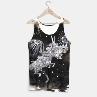 Thumbnail image of Moon dragon Tank Top, Live Heroes