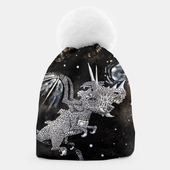Thumbnail image of Moon dragon Beanie, Live Heroes