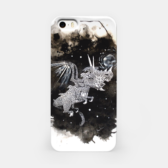 Thumbnail image of Moon dragon iPhone Case, Live Heroes