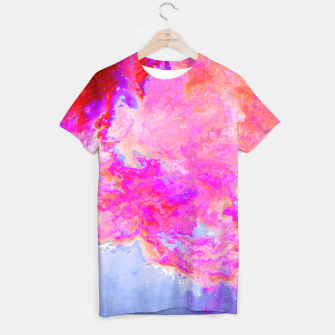 Thumbnail image of Rose Nebula T-shirt, Live Heroes