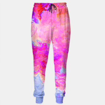 Thumbnail image of Rose Nebula Sweatpants, Live Heroes