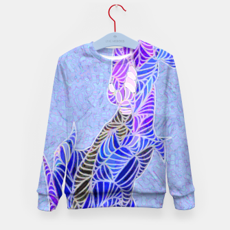 Thumbnail image of w0001 Kid's Sweater, Live Heroes