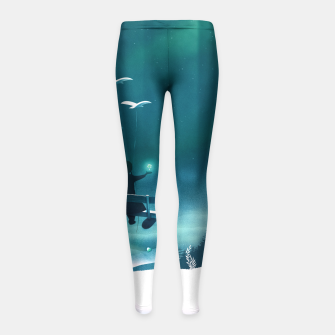 Thumbnail image of Lucky You Kinder-Leggins, Live Heroes