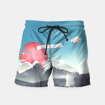 Fortuna's Message Badeshorts thumbnail image