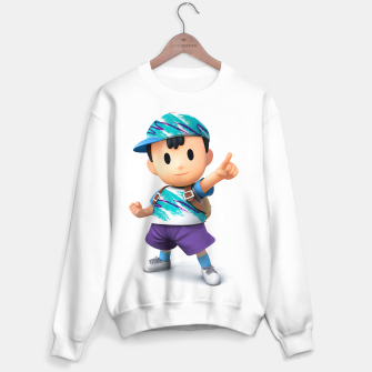 Thumbnail image of Ness with Solo Jazz Design Sweater (Regular), Live Heroes