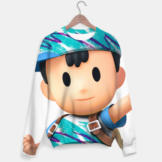 Thumbnail image of Ness with Solo Jazz Design Sweater, Live Heroes