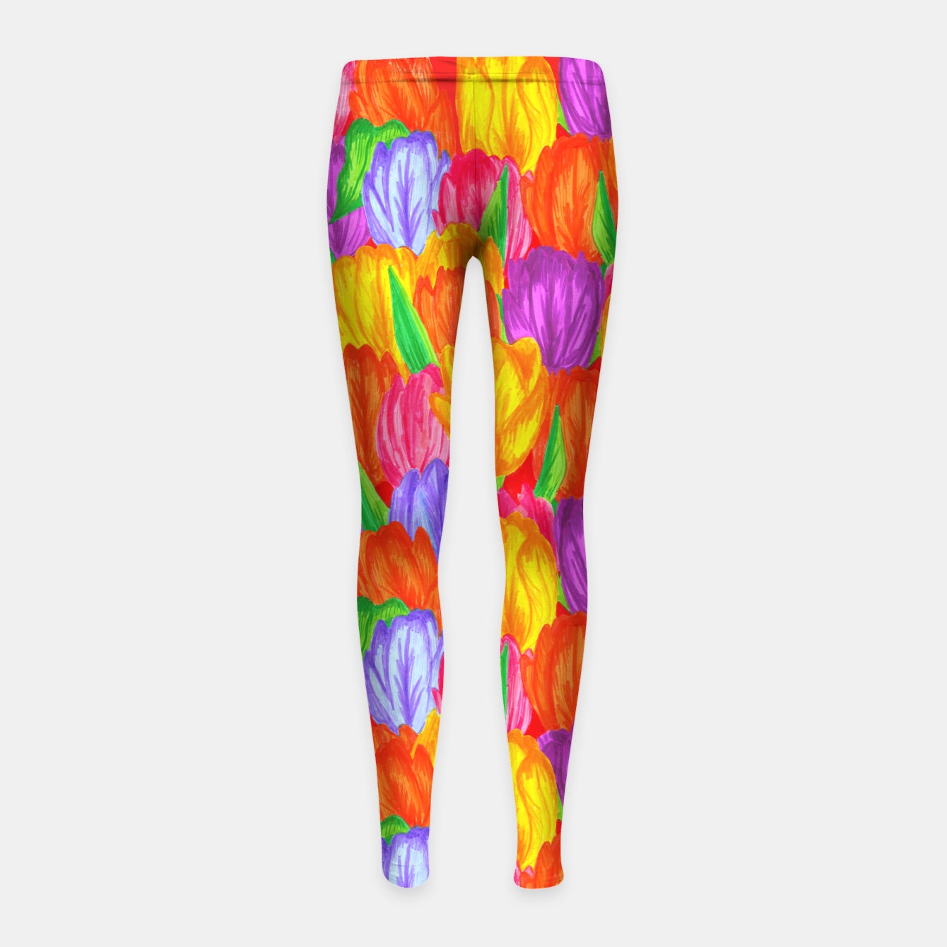 Image of Tulip Kids Leggings - Live Heroes