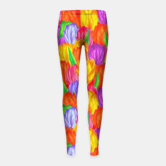 Thumbnail image of Tulip Kids Leggings, Live Heroes