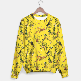 Thumbnail image of Monkey World yellow Sweater, Live Heroes