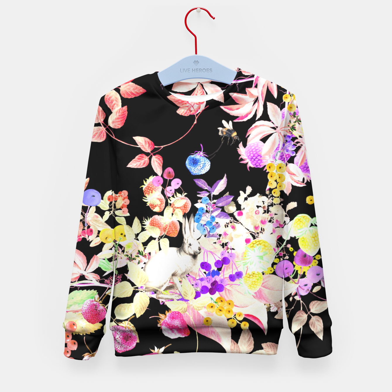 Image of Soft Bunnies Kids Sweater - Live Heroes